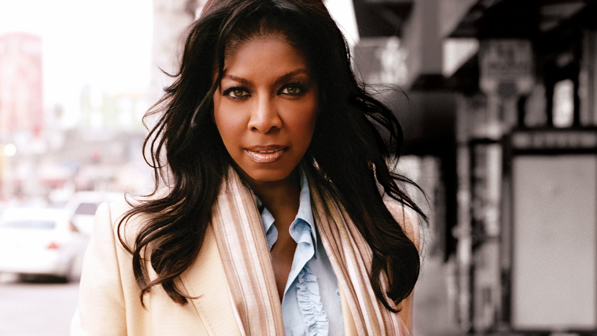 Natalie cole with nat