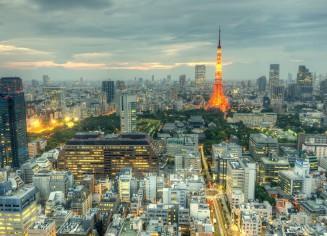 Tokyo 9 places Main