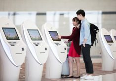 1-passenger-checks-in-for-the-flight-selects-seat-and-prints-the-bag-tags-at-ack